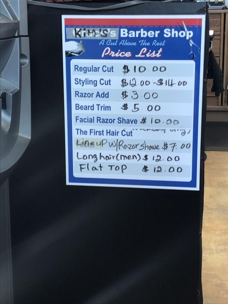 Kim's Barber Shop: 7572 NY-283, Calcium, NY