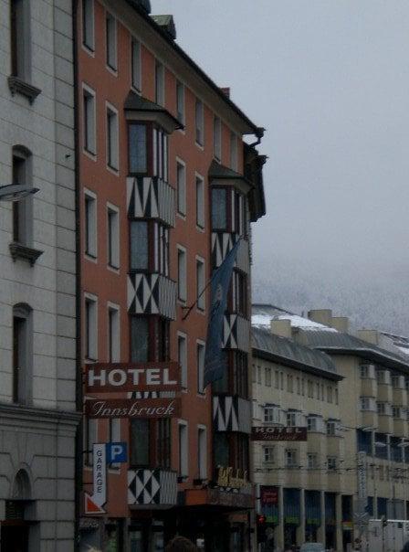 Hotel Innsbruck Innrain 3 Innsbruck, Tirol Hotels & Motels ...