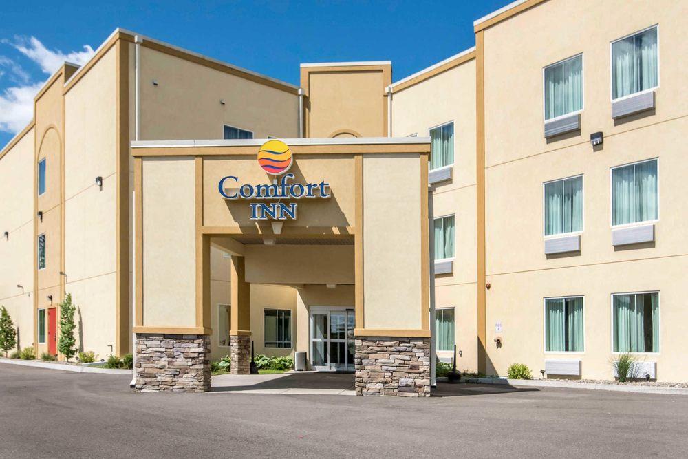 Comfort Inn: 7662 Route 434, Apalachin, NY