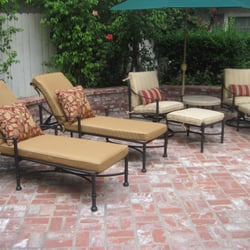 Photo Of Juliou0027s Upholstery Shop   Santa Monica, CA, United States. Outdoor  Cushions ...