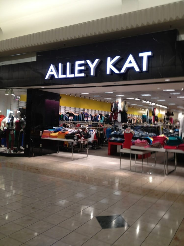 Alley cat clothing store