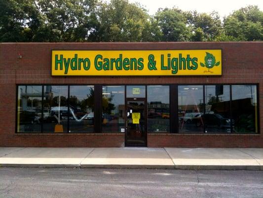 Hydro Gardens and Lights Nurseries Gardening 1144 N Memorial