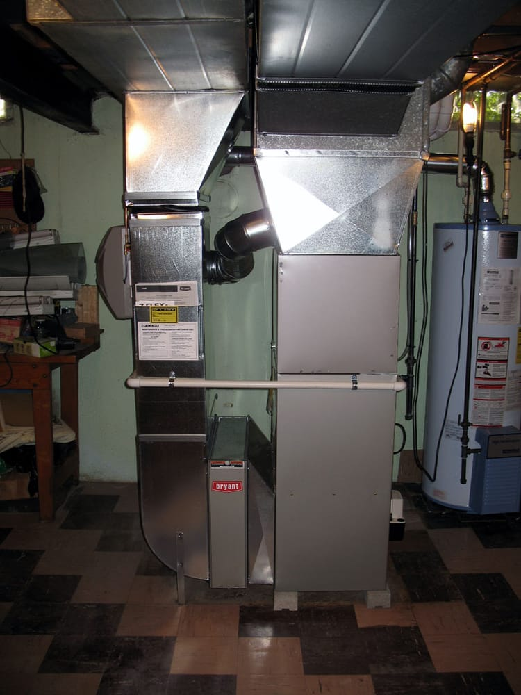Bryant evolution 986t condensing gas furnace 96 percent for How to choose a gas furnace
