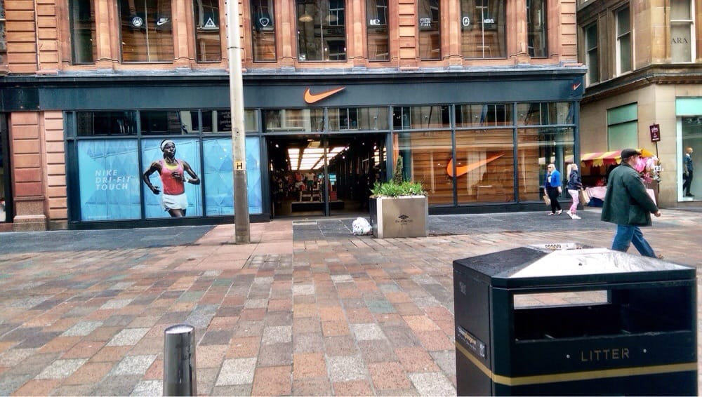 Photo Of Nike Store