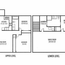 parkview townhomes - apartments - 1329 n williamsburg, wichita, ks