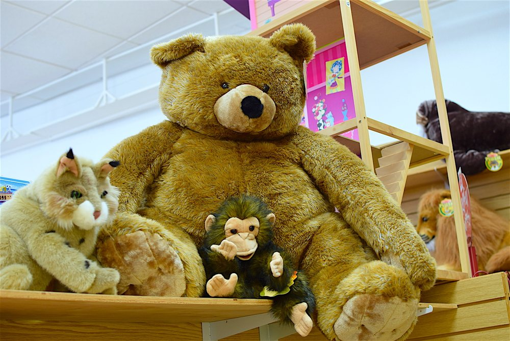 Big Lots Toys For Boys : Lots of cute and fun stuffed animals big small for