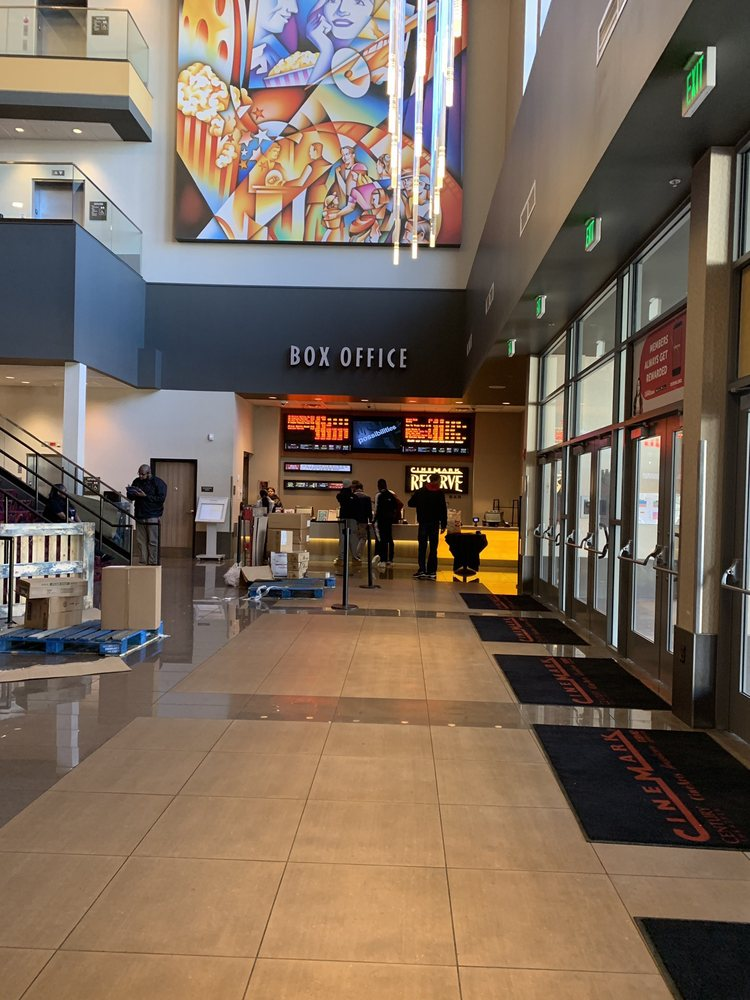 Social Spots from Cinemark Towson and XD