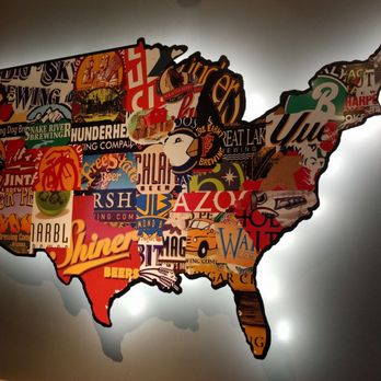 Red Robin Gourmet Burgers Order Food Online 182 Photos 166 - Us-beer-map-red-robin