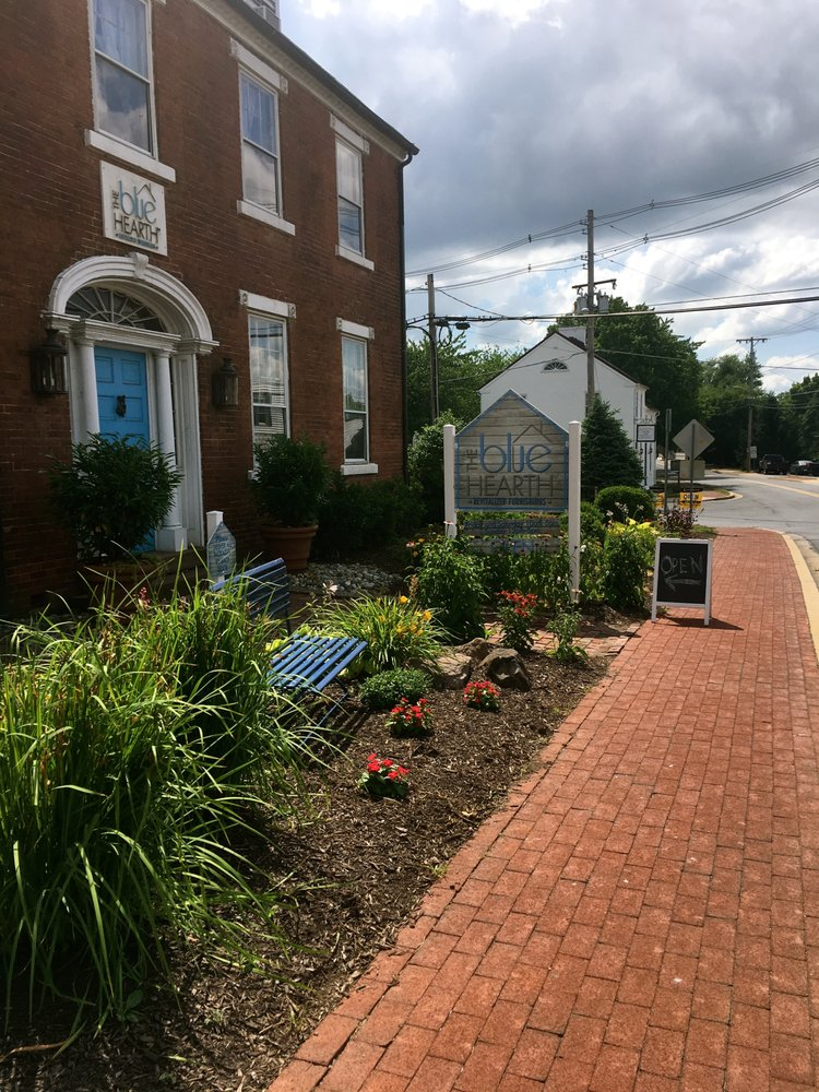 The Blue Hearth: 19964 Fisher Ave, Poolesville, MD