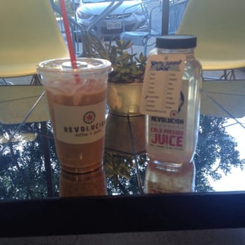 Revolucion Coffee Juice Coffee Amp Tea San Antonio Tx