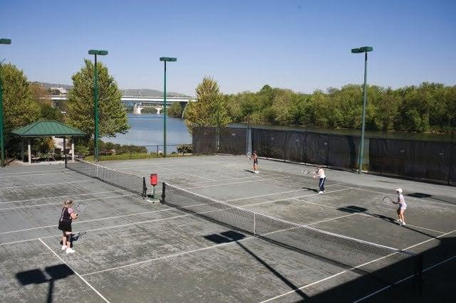 Manker Patten Tennis Club: 100 Douglas St, Chattanooga, TN
