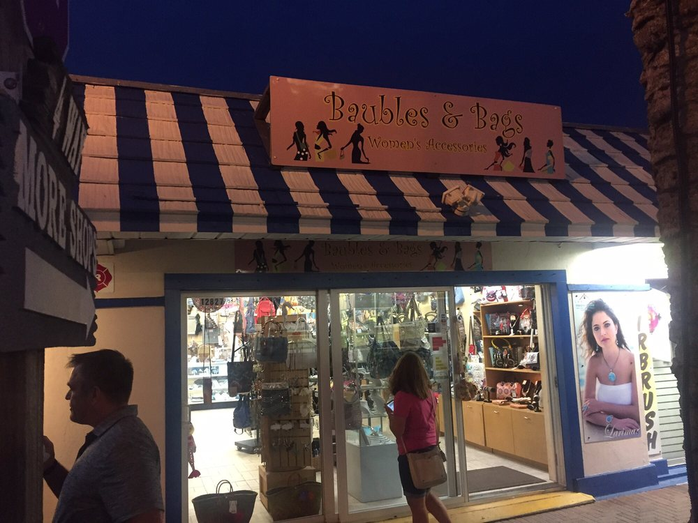 Baubles & Bags II: 389 Mandalay Blvd, Clearwater, FL