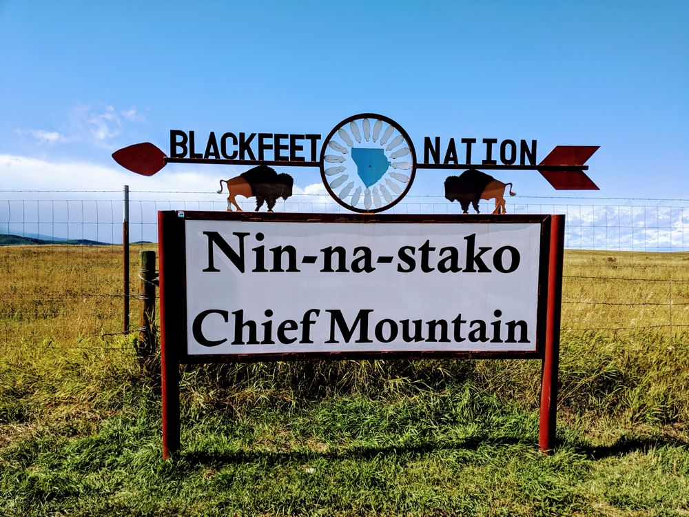Nina-Stako Chief Mountain: 4996 US-89, Babb, MT