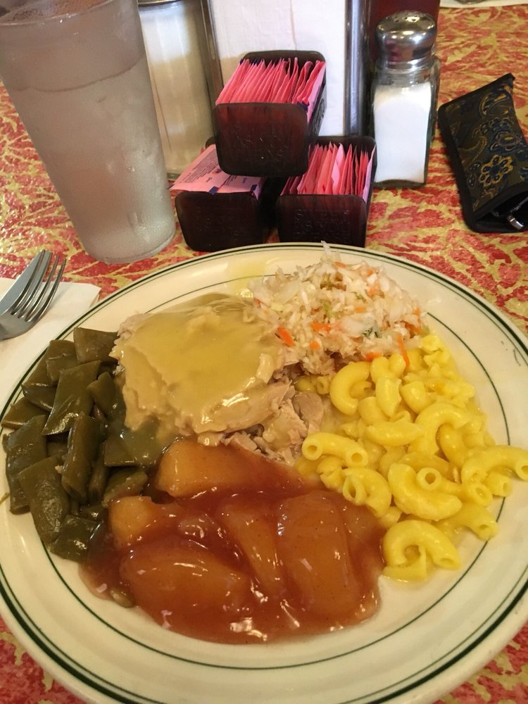 Breece's Cafe: 111 S Public Sq, Centerville, TN