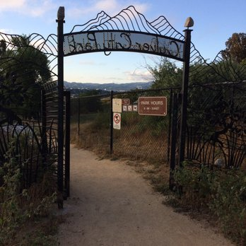Nature Center At The Top Of The Culver City Stairs