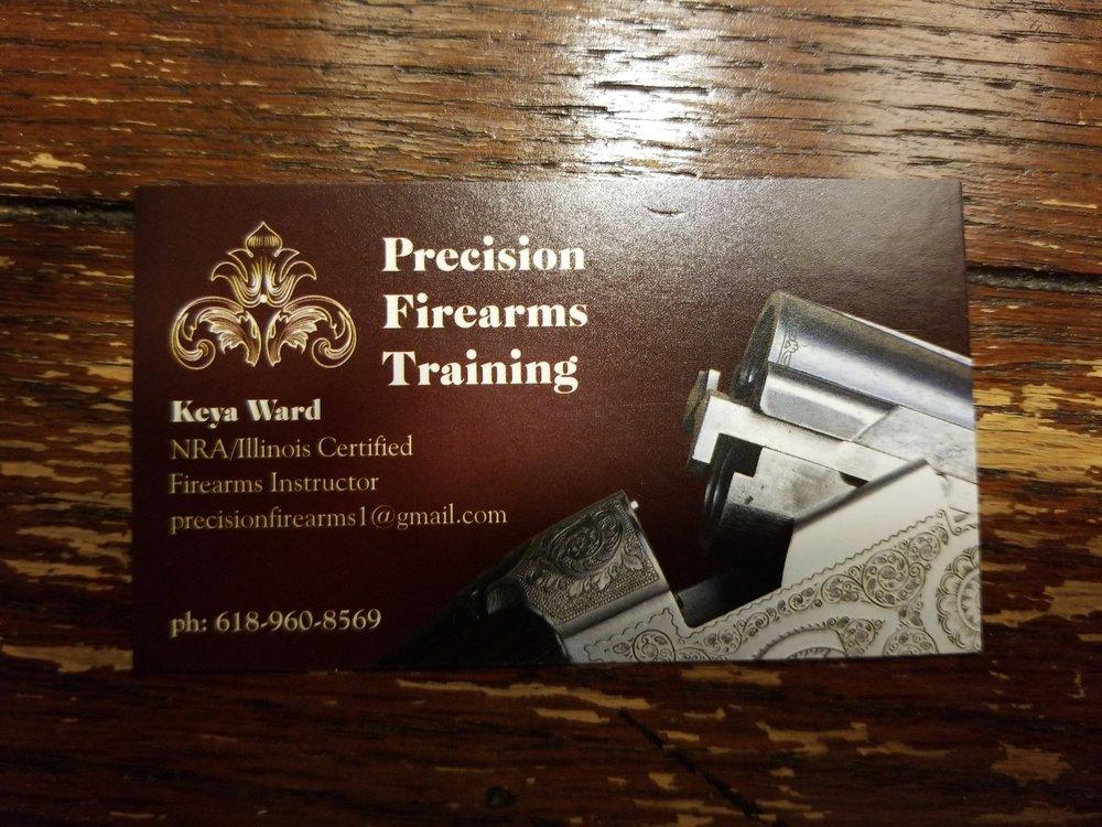 Precision Firearms Training: 612 Cooper Dr, Cahokia, IL