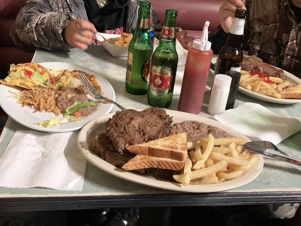 Frank's Cafe: 502 E Galbraith St, Hebbronville, TX