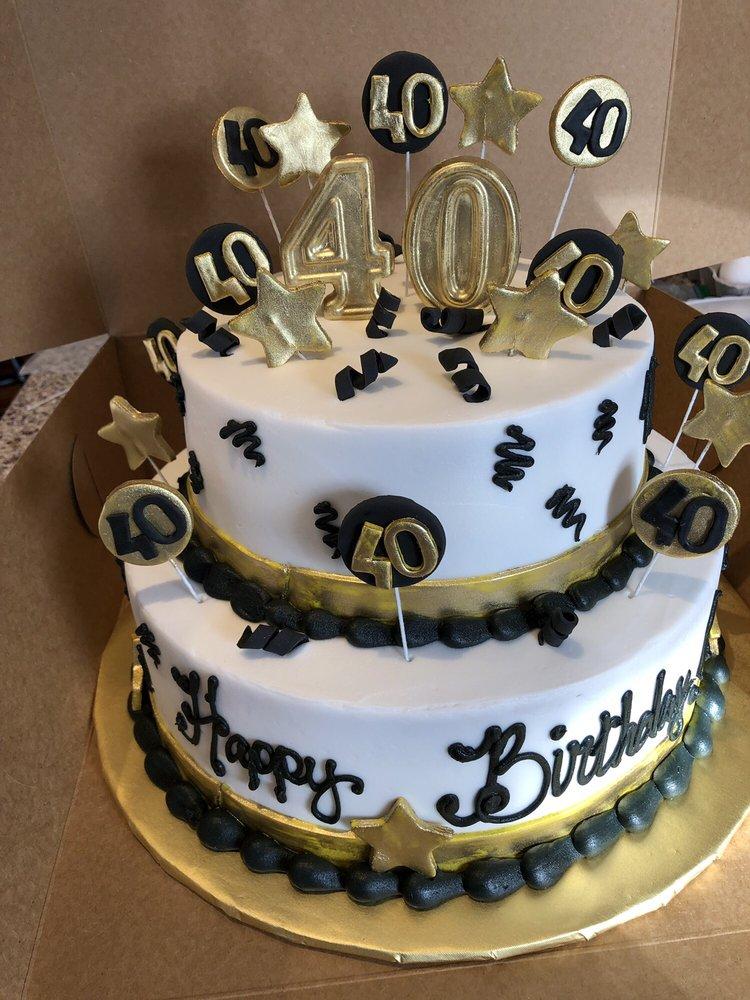 Photo Of Batter Up Cake