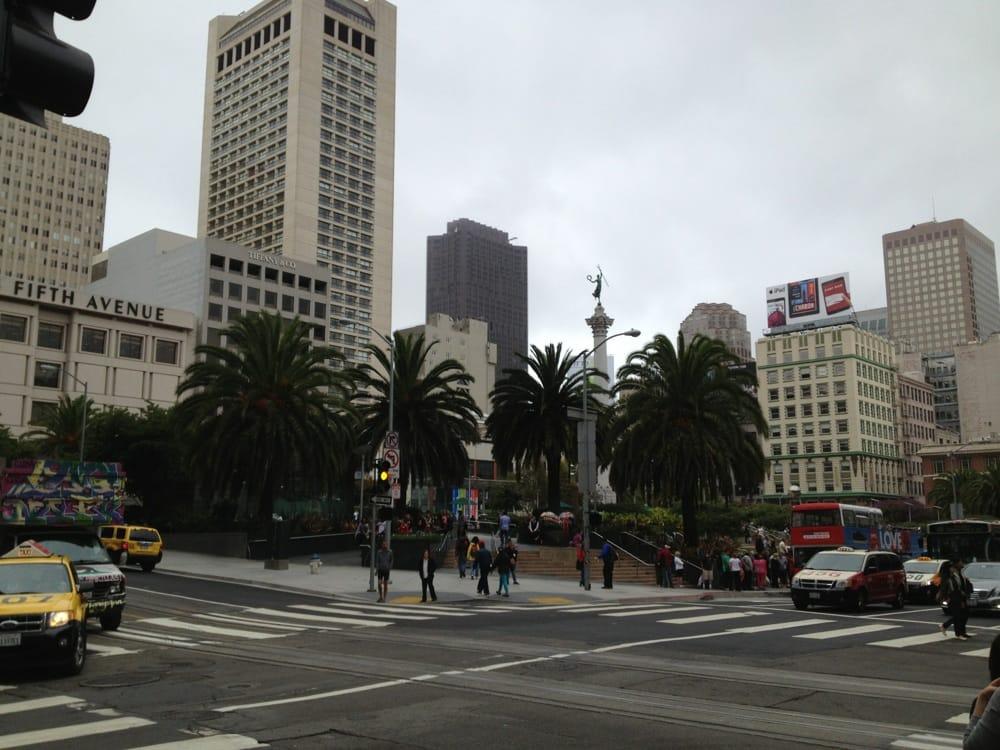 Handlery Hotel San Francisco Ca