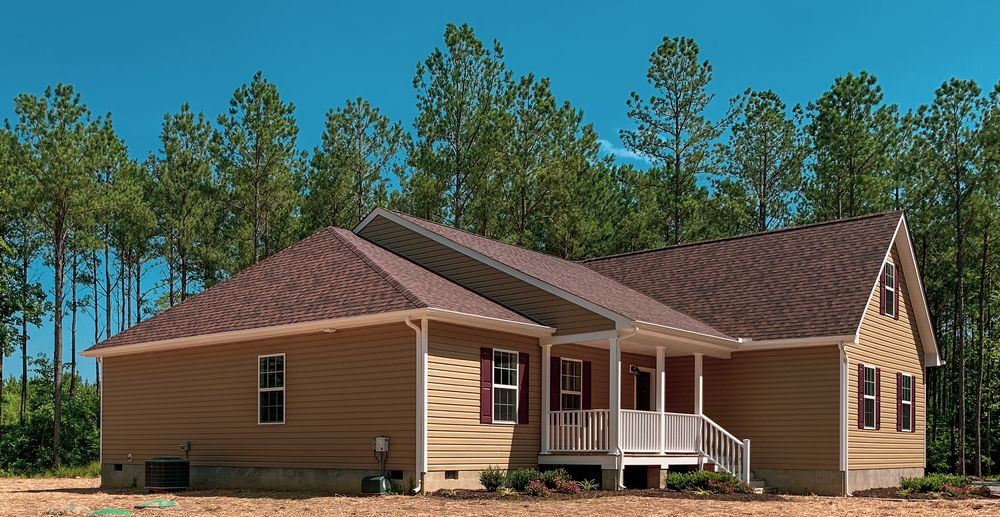 Mitchell Homes - Rocky Mount: 825 Country Club Rd, Rocky Mount, NC