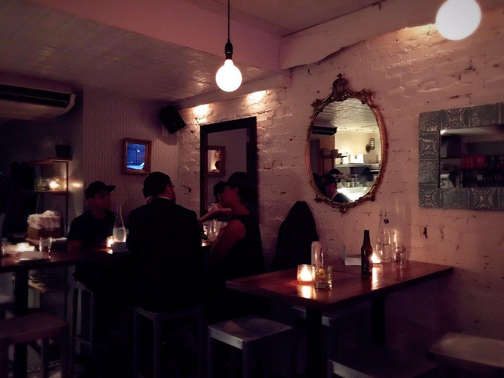 Zadie S Oyster Room New York Ny