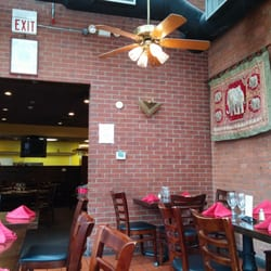 Photo Of Bangkok Gardens New Haven Ct United States Enclosed Outdoor Seating