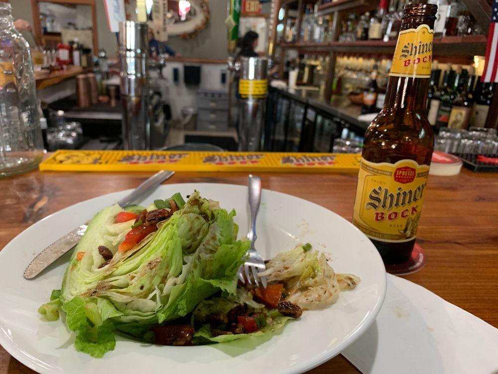 Hitchin' Post Steakhouse: 105 S Llano St, Fredericksburg, TX