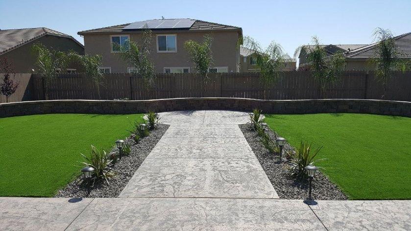 Purchase Green Artificial Grass - Stockton: 15255 Inheritance Way, Manteca, CA