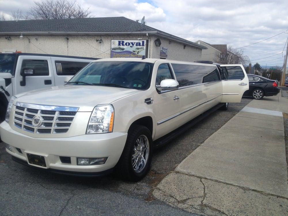 Royal Limousine: 922 N Kearney St, Allentown, PA