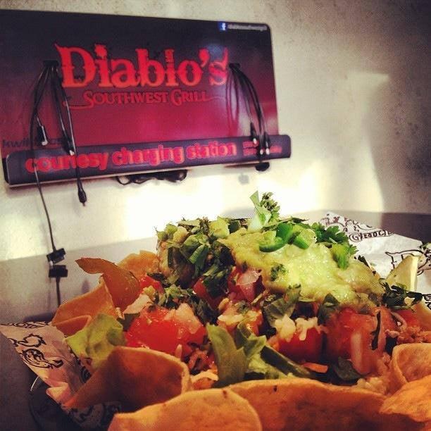 Diablo's Southwest Grill: 3553 Richland Ave W, Aiken, SC