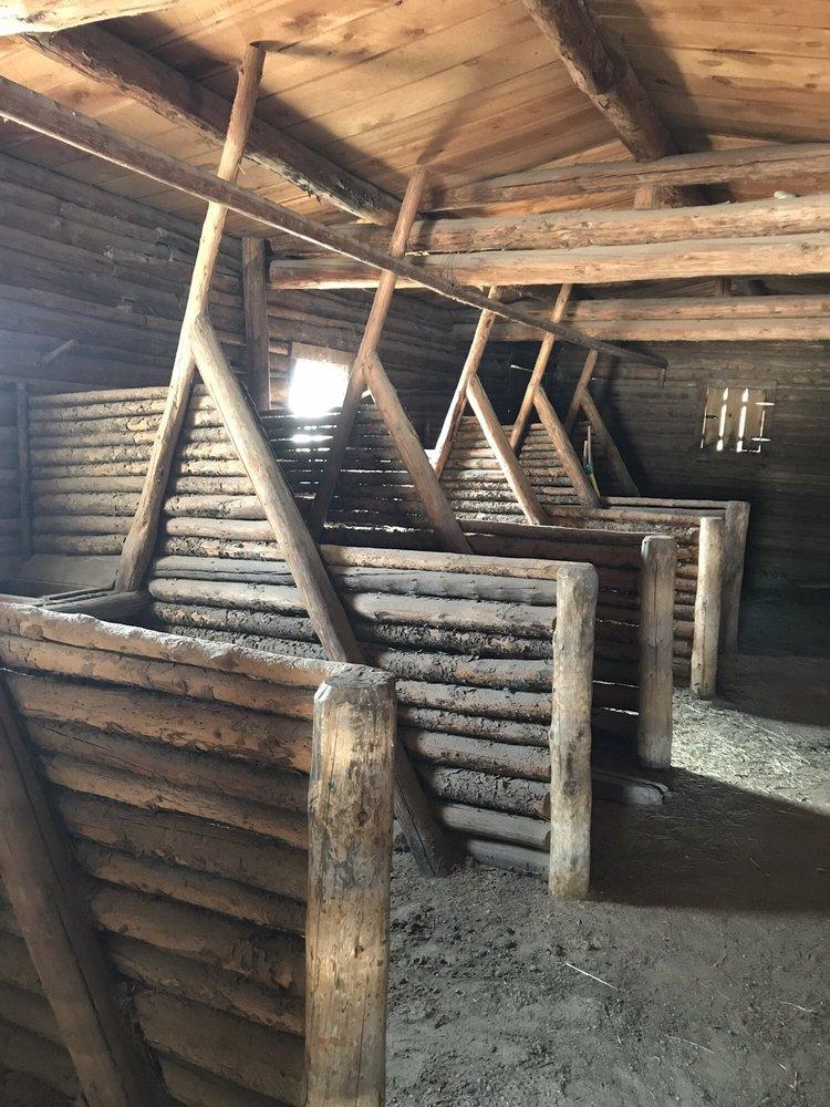 Fort Caspar Museum: 4001 Fort Caspar Rd, Casper, WY