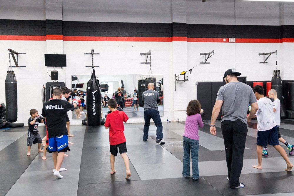Longo and Weidman MMA: 1 Commercial Ave, Garden City, NY