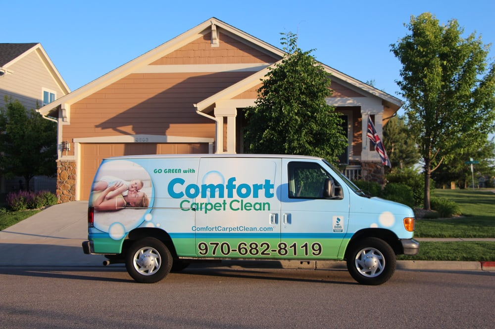 Photo of Comfort Carpet Clean: Fort Collins, CO