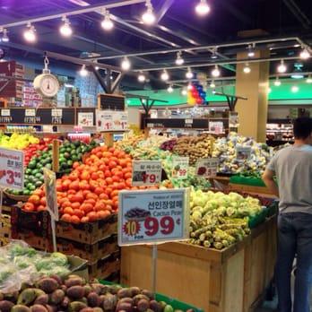 Zion Market Food Court Los Angeles