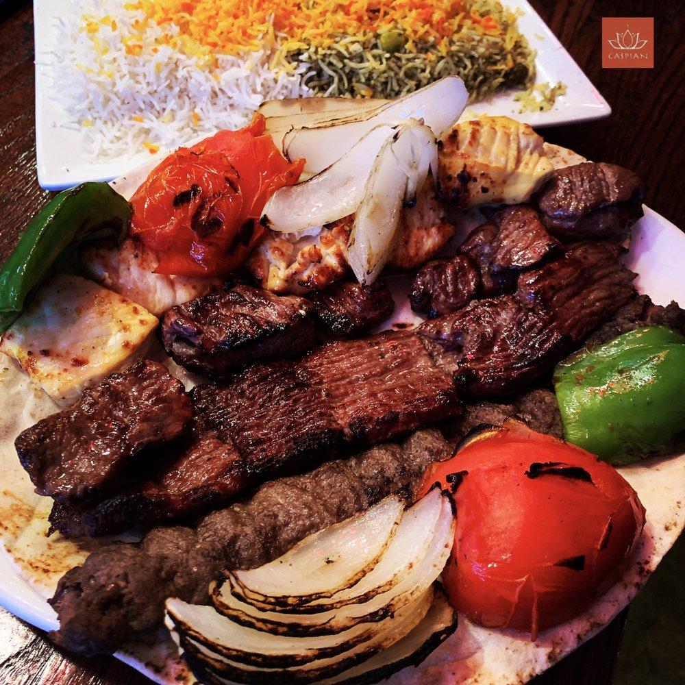 Caspian Kabab Fine Persian Cuisine