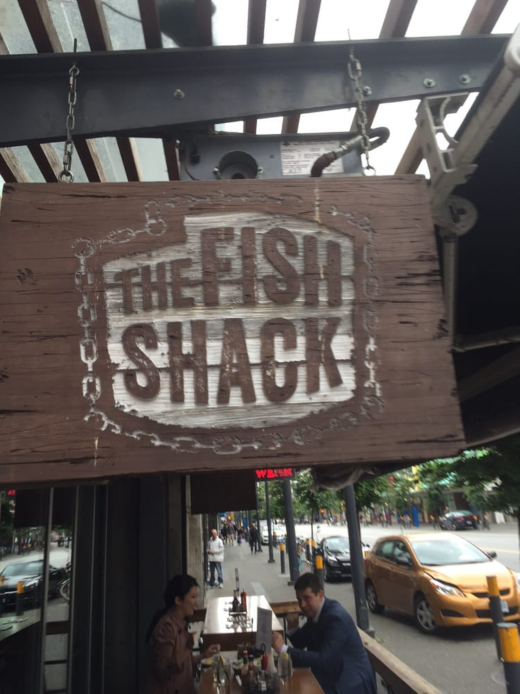 the fish shack in vancouver yelp