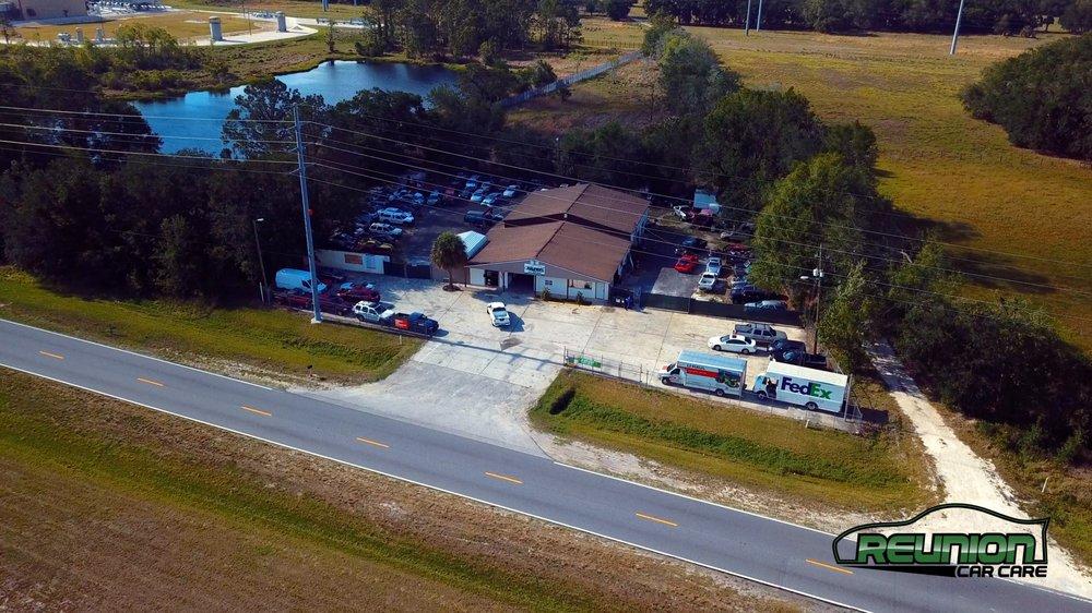 Reunion Car Care: 6671 Osceola Polk Line Rd, Davenport, FL
