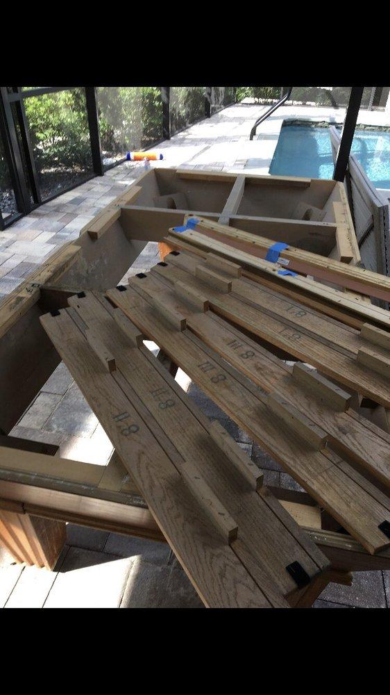 Benjamin Mobile Furniture Repair & Refinish: 2739 Kingston Ridge Dr, Clermont, FL