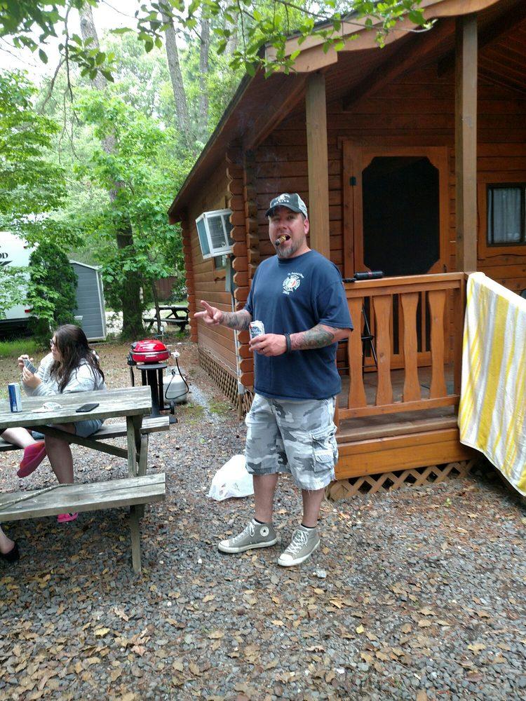 Ponderosa Campground: 18 W Beaver Dam Rd, Cape May Court House, NJ