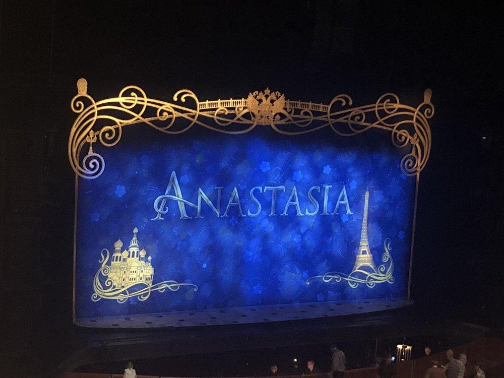Anastasia Touring
