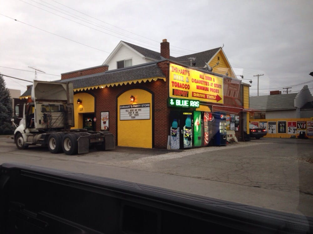 Ehrhart's: 108 N Lane St, Bucyrus, OH