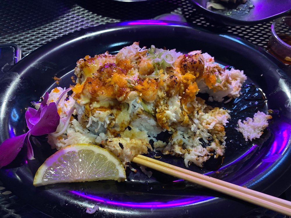 Sushi Times: 1400 University Ave, Riverside, CA