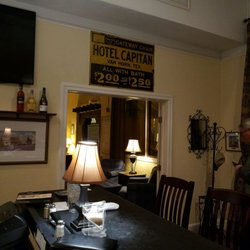 Photo Of El Capitan Hotel Dining Room Gopher Hole Lounge