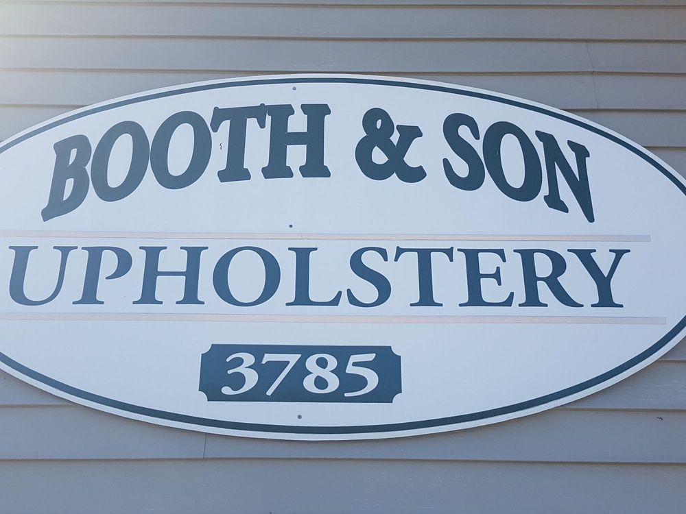 Booth & Son Upholstery: 3785 W Highway 501, Conway, SC