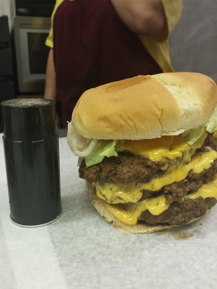 Geez Burger: 13951 Shaw Rd, Athens, AL