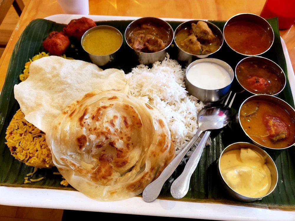 Thalaivas Indian Kitchen: 116 Main St, Park Ridge, IL