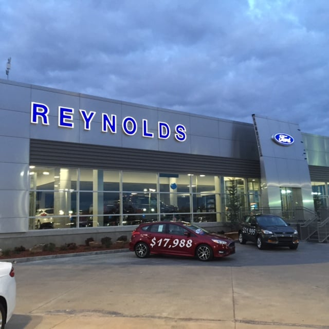 Photos For Reynolds Ford Of Okc Yelp