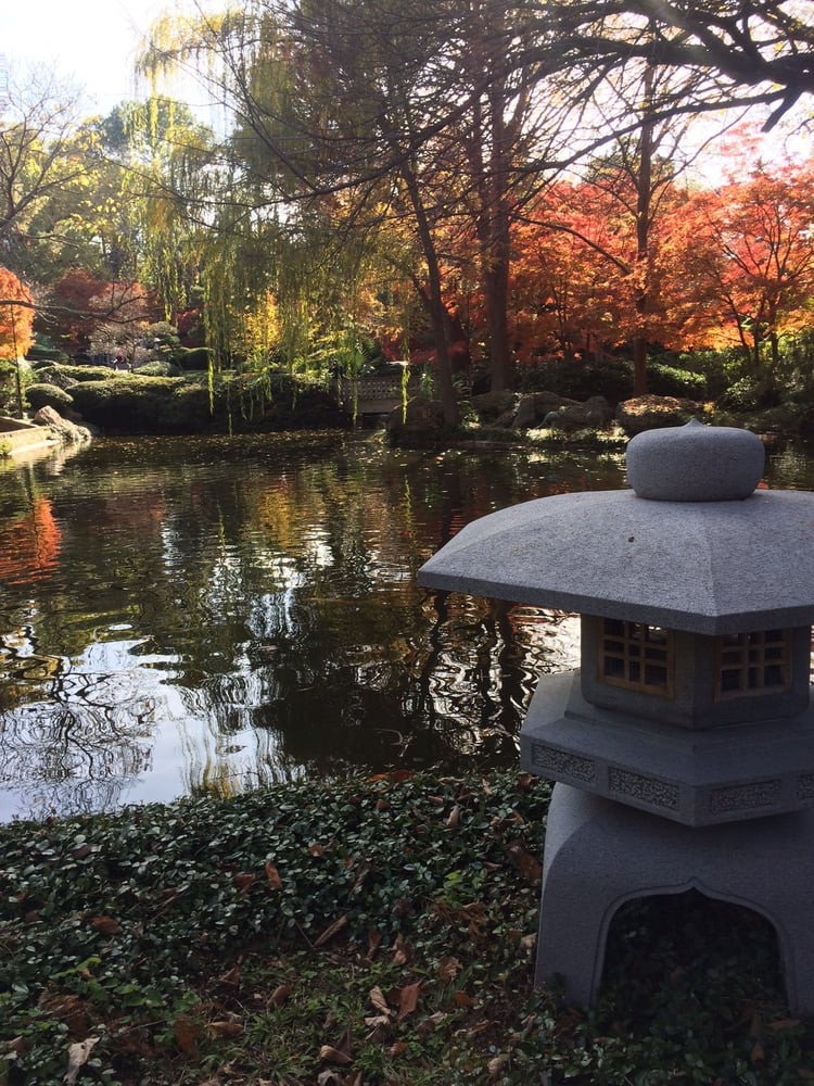 Photos For Japanese Garden At The Fort Worth Botanical Garden Yelp