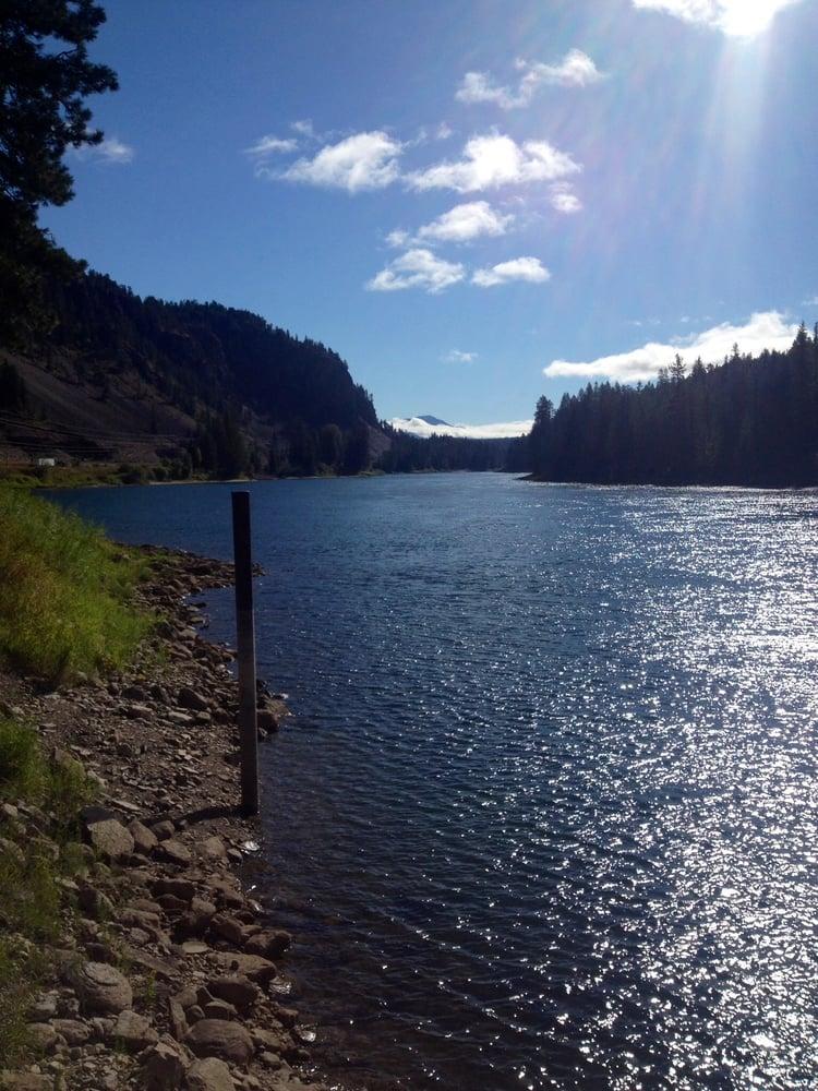 River Delta Resort: 60190 Highway 200, Clark Fork, ID