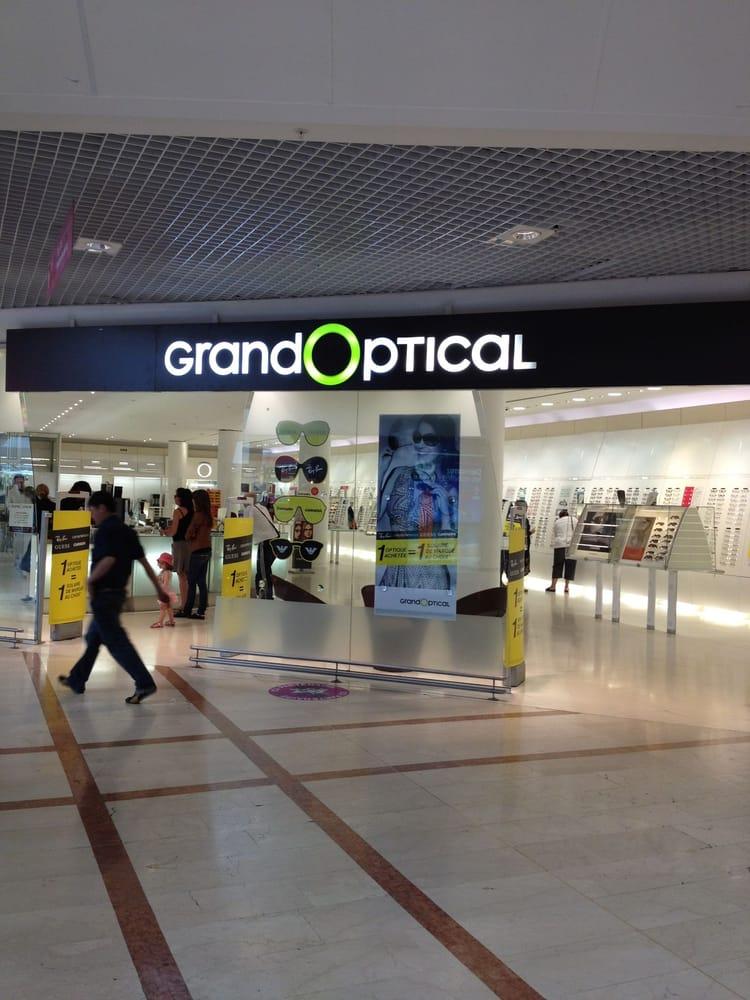 Centre Dentaire Aulnay Sous Bois - Grand Optical Eyewear& Opticians Centre commercial Parinor, Aulnay Sous Bois, Seine Saint
